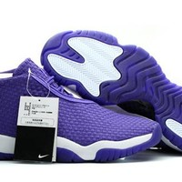 Cheap Nike Air Jordan Future Premium Shoes Dark Concord