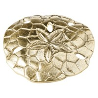 Threshold™ Metal Sand Dollar - Gold