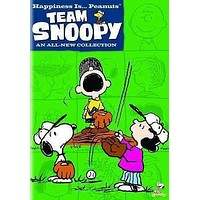 Happiness Is Peanuts: Team Snoopy