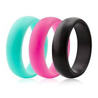 Silicone Ring Bands