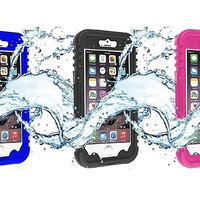 Splash Series Waterproof Action Case - iPhone 6 Plus