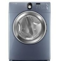 Samsung7.3 Cu. Ft. Front Load Gas Dryer (Color:  Breakwater Blue)