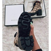 GUCCI 6-inch Ankle Boots