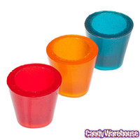 Gummy Shot Glasses: 6-Piece Gift Pack | CandyWarehouse.com Online Candy Store