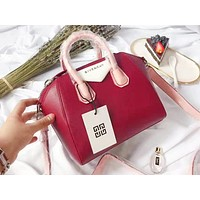 Givenchy fashion hot selling casual lady patchwork color shopping shoulder bag #7