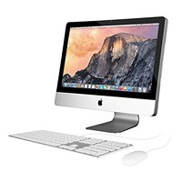 Apple iMac MC309LL/A 21.5-Inch Desktop - (Certified Refurbished)