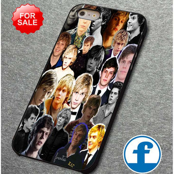 American Horror Story Evan Peters   for iphone, ipod, samsung galaxy, HTC and Nexus PHONE CASE