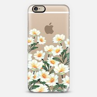 Blooming Daisies iPhone 6 case by Kwan Budi | Casetify