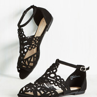 Form Follows Fashion Sandal | Mod Retro Vintage Sandals | ModCloth.com