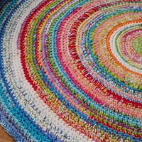 Custom Mad Woman Rug/Crochet Rug/Rugs/Rug/Area Rugs/Floor Rugs/Large Rugs/Handmade Rug