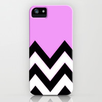 Pink Chevron iPhone Case iPhone & iPod Case by PinkBerryPatterns