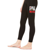 California  - LEGGING
