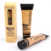 Professional Cosmetics Matte Beige Nude Make up Liquid Foundation [11043707148]