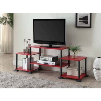 """Entertainment Center TV Stand Console up to 40"""" Display Organizer"""