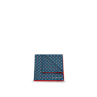 Products by Louis Vuitton: All-Over V Pocket Square