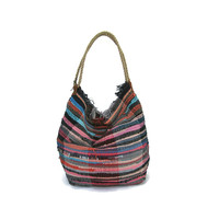 Hobo Kilim Shoulder Bag