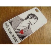 Gossip Girl Ed Westwick Chuck Bass Protector Case for Iphone 4 4s