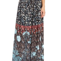 Bohemian Rhapsody Long Skirt