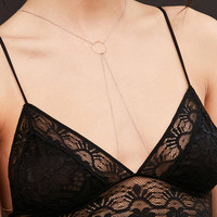 Delicate Circle Body Chain | Urban Outfitters