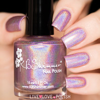 KBShimmer Peony Pincher (Spring 2016 Collection)