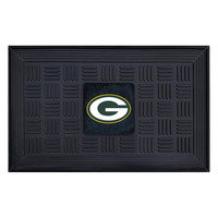 Green Bay Packers NFL Vinyl Doormat (19x30)