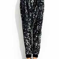 Stay In Sequince Joggers