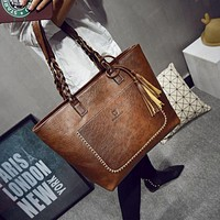 Famous Designers Leather Shoulder Tote Bags