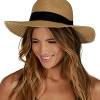 Give Me Sun Straw Hat