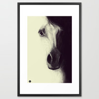 Come to me, my dream.. Framed Art Print by LilaVert