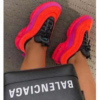 Nike Air Max Plus 97 Racer Pink Gym shoes