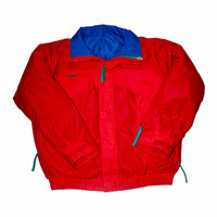 Vintage 90s Columbia Skiing / Snowboarding 3 in 1 Jacket Mens Size Large