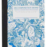Under the Sea Pocket-Size Decomposition Book: College-Ruled Composition Notebook With 100% Post-Consumer-Waste Recycled Pages
