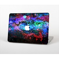 The Neon Colored Paint Universe Skin Set for the Apple MacBook Pro 15""