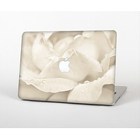 The Drenched White Rose Skin for the Apple MacBook Air 13""