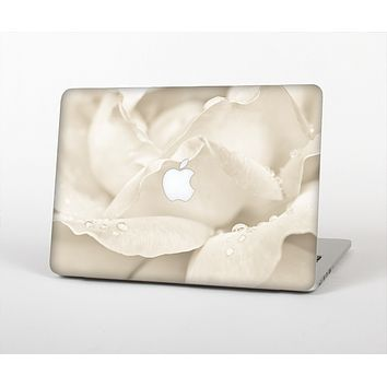 """The Drenched White Rose Skin for the Apple MacBook Air 13"""""""