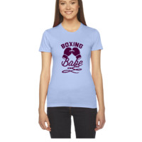 boxing - Women's Tee