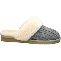 UGG® Cozy Knit Heather Grey Wool Women's Slipper
