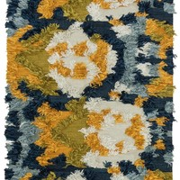 Loloi Fable Marine / Gold Area Rug