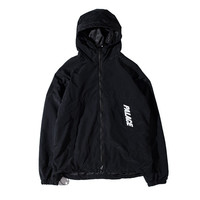 Palace Skateboards Windbreaker Black Jacket