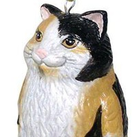 Georgetown Calico Cat Bell