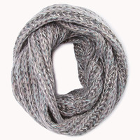 Winter Night Infinity Scarf