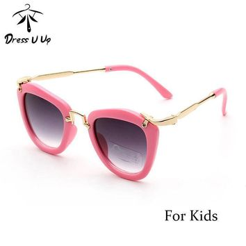 Baby Accessories Vintage Style Sunglasses With UV 400 Protection
