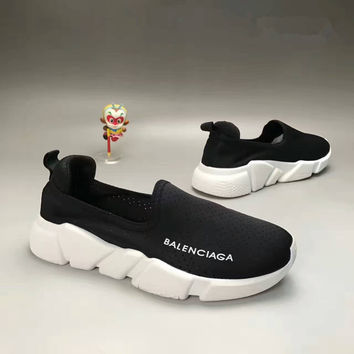 """""""Balenciaga"""" Summer Fashion Casual Breathable Mesh Surface Unisex Sneakers Couple Running Shoes"""