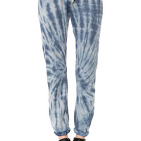 The Lola Sweatpants in Tie Dye