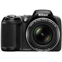 Nikon COOLPIX L810 16.1 MP Digital Camera with 26x Zoom NIKKOR ED Glass Lens and 3-inch LCD (Black):Amazon:Camera & Photo