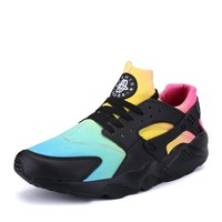 Men Sneaker Shoes Summer Breathable Camouflage Running Shoes Men's Outdoor Sports Sneakers for Men Flats