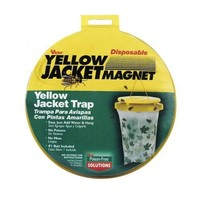 Victor Poison-Free M370 Yellow Jacket Magnet Disposable Bag Trap