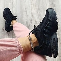Nike Air Max 95 Sneakerboot  Women Men Fashion Casual Sneakers Sport Shoes
