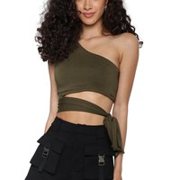 Jordyn Jagger Steal My Heart Crop Top