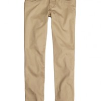 School Uniform Super Skinny Pants